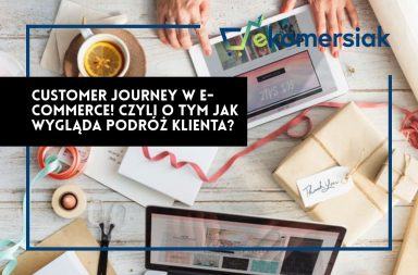 Customer Journey w e-commerce