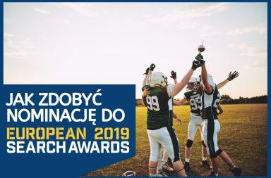 Jak zdobyć nominację w European Search Awards