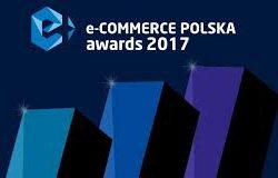 """E-commerce Polska Awards 2017 nominacja w kategorii """"Najbardziej cyfrowe apteki"""" - TOP3"""